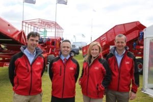 Tong Engineering Cereals Events Team