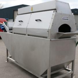 Vegetable Barrel Washers