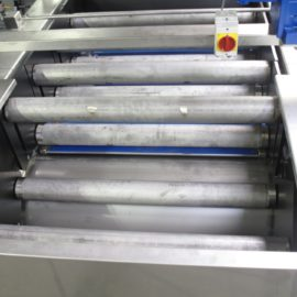 Vegetable Lift Roller Sizer