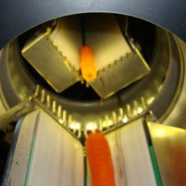 Visar Optical Sorting
