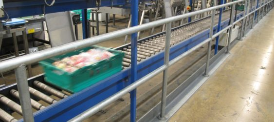 TRAY CONVEYORS
