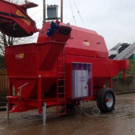 Sugar Beet Washer