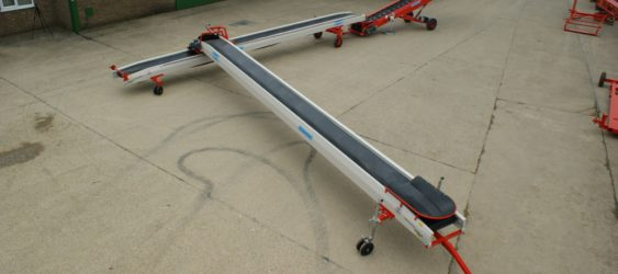 Mobile Vegetable Conveyors