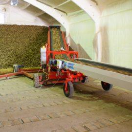 Mobile Vegetable Conveyors