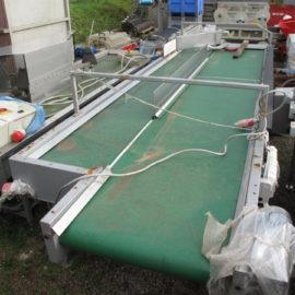 Misc Used Vegetable Conveyors