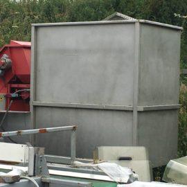 Used Water Tank