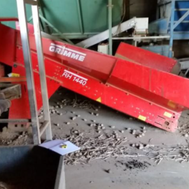 Used Grimme Hopper RH1440