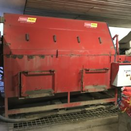 Used Tong Peal Barrel Washer