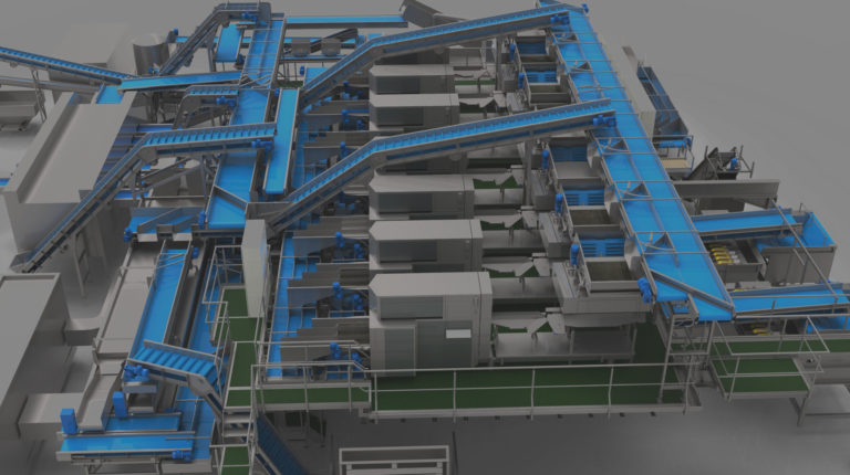 Advanced Solutions - Efficient Vegetable Handling   Tong Engineering