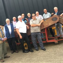 Scoring 50 years as a member of the Tong 'family'