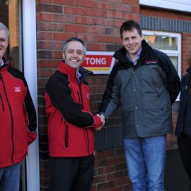 Tong appoints new approved dealer for Scotland