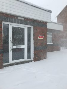Tong Engineering Spilsby Lincolnshire Snow Beast of the East