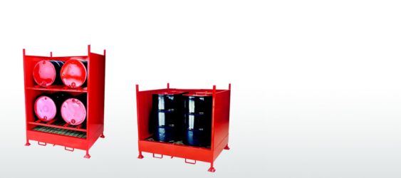 Drum Sump Pallets & Trollies